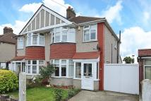 semi detached home for sale in Mayday Gardens...