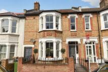 Terraced property in Eversley Road, Charlton