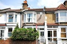 Terraced house in Hawstead Road, Catford