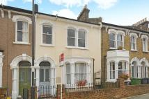 Terraced house in Howson Road, Brockley