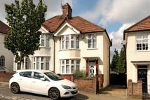 semi detached house for sale in Bexhill Road, Brockley...