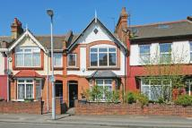 Terraced house in Wearside Road, Ladywell