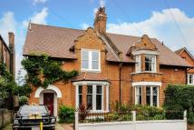 semi detached house in St. Margarets Road...