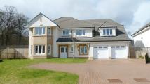 Detached home in 19 Jubilee Park, Peebles...
