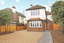 Detached house in South Hill Road, Bromley