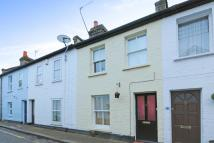 Terraced property in Plymouth Road, Bromley