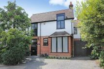 Detached house in Gilbert Road, Bromley