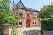 Detached property in Rodway Road, Bromley