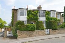5 bedroom semi detached house for sale in Church Row, Chislehurst...