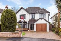 Detached home for sale in Sherborne Road...