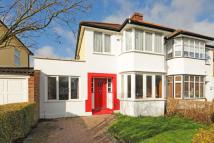 3 bedroom semi detached home for sale in Holmdale Road...
