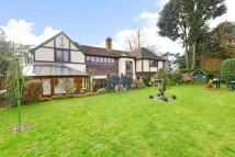 Detached property in Woodlands Road, Bromley