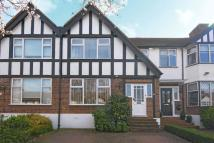 Terraced house in Greenway, Chislehurst