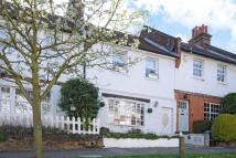 Terraced home for sale in Townshend Road...