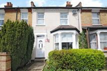 Terraced property in Albany Road, Chislehurst