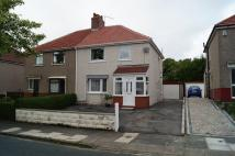 3 bedroom semi detached home in Chester Place, Lancaster...