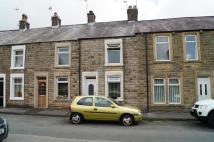 Terraced house in New Street, Halton...