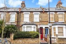 Terraced house in Somerset Road, Chiswick