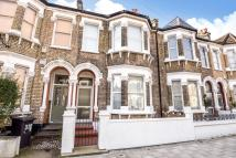 Terraced house in Leander Road, Brixton