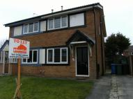 2 bed semi detached house to rent in 14 The Lapwings -...