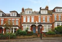 Terraced house in Glebe Road, Crouch End