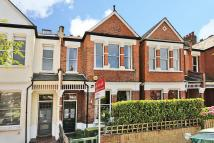 Terraced home in Heathville Road...