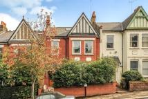 Terraced house in Uplands Road, Crouch End