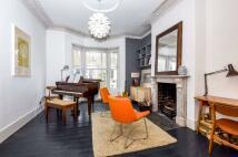 4 bed Terraced house in Almington Street, London...