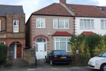 Loxton Road semi detached property to rent