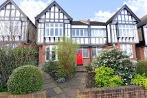 semi detached property in Woodwarde Road...