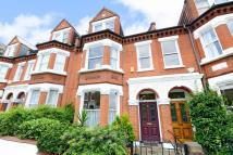 Terraced house in Kestrel Avenue...