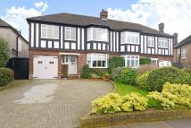 4 bedroom semi detached property for sale in Eastlands Crescent...