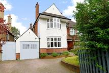 Red Post Hill semi detached property for sale