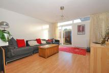 Terraced home for sale in Delawyk Crescent...