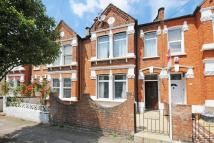 Terraced house for sale in Burmester Road...