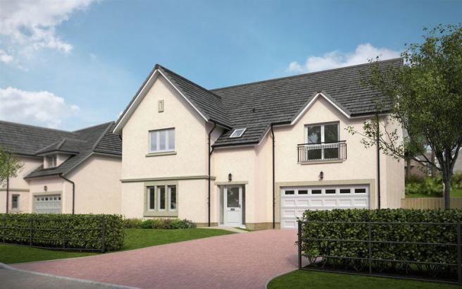 5 bedroom detached house for sale in the livingston friars way linlithgow eh49
