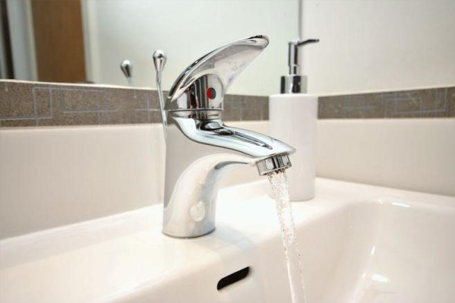 Ensuite Sink Tap