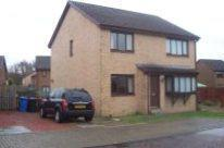 2 bedroom semi detached home in Roberston Way...
