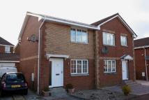 semi detached house in Glenisla Court, Whitburn...