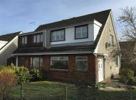 semi detached property to rent in Glenburn Gardens...
