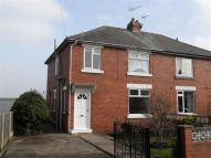 semi detached property in Auster Bank Road...