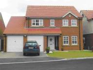 Detached house in Fieldside Court...
