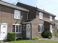 Terraced house in Dove Close, Wetherby...