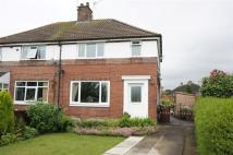 semi detached home to rent in Ainsty View, Wetherby...