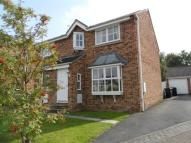 3 bed semi detached house in Moorlands Court...