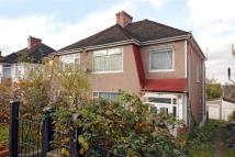 3 bedroom semi detached home in Westwood Park...