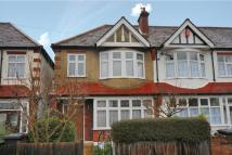 semi detached property in Hawkesfield Road...