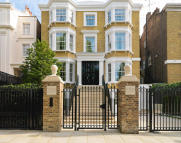 Detached home for sale in Hamilton Terrace, London...