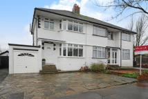Chatham Avenue semi detached property for sale