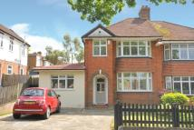 4 bed semi detached home for sale in Chatham Avenue, Hayes